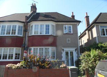 Thumbnail 4 bedroom semi-detached house to rent in Algernon Road, Lewisham
