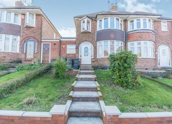 Thumbnail 3 bed semi-detached house for sale in Lindsworth Road, Kings Norton, Birmingham, West Midlands