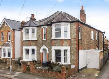 Thumbnail 1 bed flat for sale in Burton Road, Kingston Upon Thames