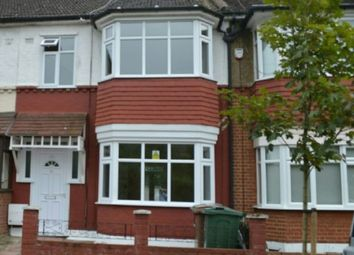Thumbnail 3 bedroom terraced house to rent in Cavendish Road, London