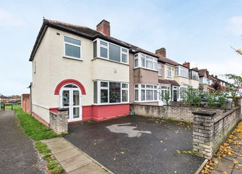 Thumbnail 3 bedroom end terrace house for sale in Mornington Road, Greenford