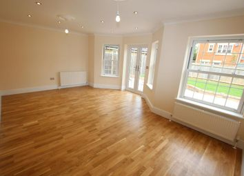 Thumbnail 4 bedroom detached house to rent in Claremont Avenue, Woking