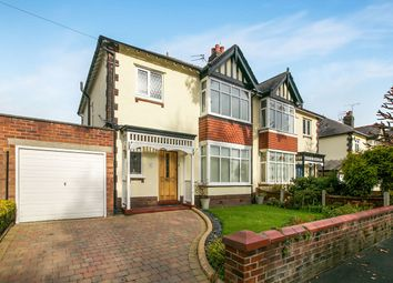 Thumbnail 3 bed semi-detached house for sale in Lisburne Lane, Offerton, Stockport