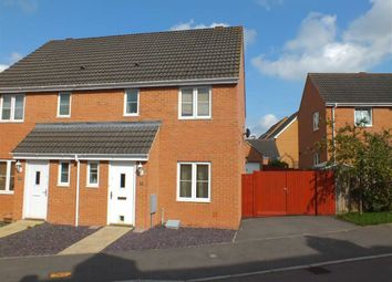Thumbnail 3 bed semi-detached house for sale in Bashkir Road, Westbury, Wiltshire