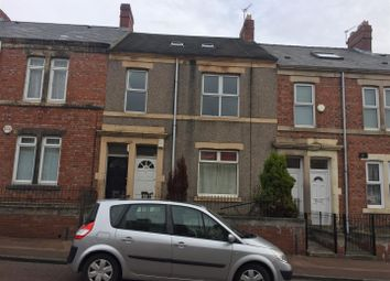 Thumbnail 4 bedroom maisonette for sale in Rodsley Avenue, Gateshead
