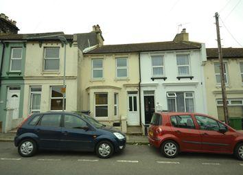 Thumbnail 2 bedroom terraced house to rent in Winchelsea Road, Hastings