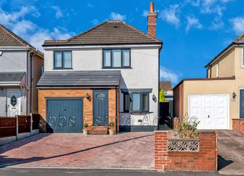 Thumbnail 3 bed detached house for sale in Pye Green Road, Cannock