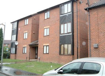 Thumbnail 1 bed flat to rent in Bruce Close, Cippenham, Slough