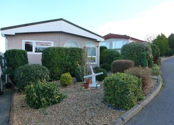 Thumbnail 2 bedroom mobile/park home for sale in Hardwicke Fields, Haddenham, Ely