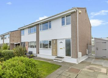 Thumbnail 3 bed semi-detached house for sale in 80 The Spinney, Edinburgh
