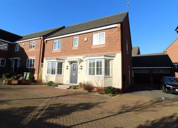 Thumbnail 4 bed detached house for sale in Bailey Drive, Mapperley, Nottingham