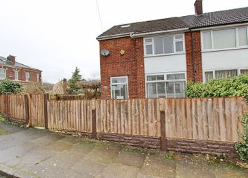 Thumbnail 4 bedroom semi-detached house for sale in Cranford Close, Whitefield, Manchester