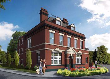 2 bed flat for sale in Apartment 7 Bow Garrett, Garrett Walk, Stockport SK3