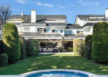 Thumbnail 6 bed villa for sale in Spain, Barcelona, Barcelona City, Zona Alta (Uptown), Pedralbes, Bcn4943