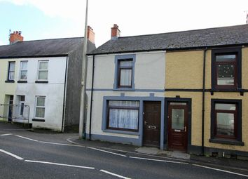 Thumbnail 3 bed terraced house for sale in Priory Street, Carmarthen, Carmarthenshire