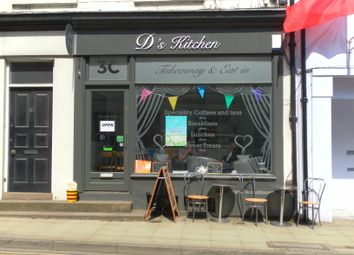 Thumbnail Restaurant/cafe for sale in 3c Jury Street, Warwick