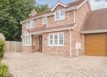 Thumbnail 4 bed detached house for sale in Ruscombe Lane, Ruscombe, Reading