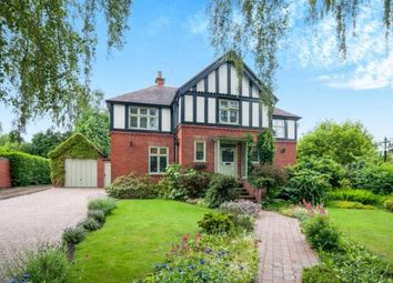 Thumbnail 4 bed detached house for sale in Witherley Road, Atherstone, Warwickshire