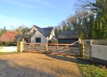 Thumbnail 4 bed detached house for sale in Holt House Lane, Leziate, King's Lynn