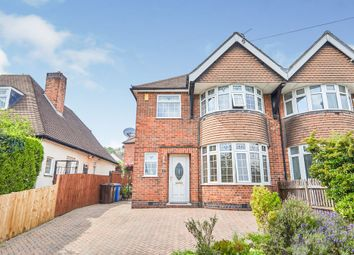 3 bed semi-detached house for sale in Valley Road, Littleover, Derby DE23