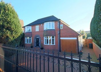 Thumbnail 5 bed detached house for sale in Whitmore Road, Newcastle-Under-Lyme