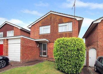 Thumbnail 3 bed detached house for sale in Loddon Close, Worthing