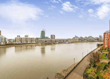 Thumbnail 3 bed flat for sale in Ferryman's Quay, Fulham, London