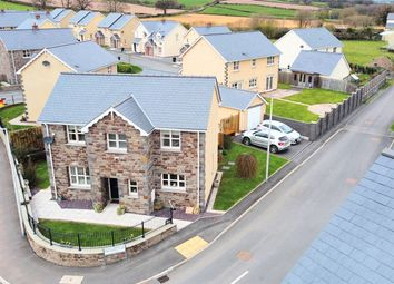 Thumbnail 3 bed detached house for sale in Orchard Close, Bronllys, Brecon, Powys