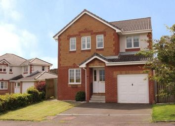 Thumbnail 4 bed detached house for sale in Caaf Close, Dalry, North Ayrshire