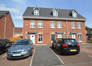Thumbnail 3 bed town house for sale in Brodie Drive, Baillieston, Glasgow