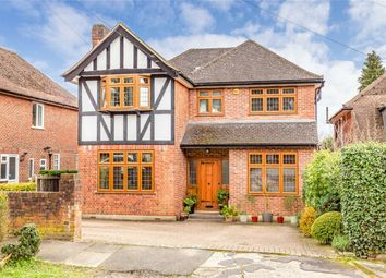 5 bed detached house for sale in Heriots Close, Stanmore, Middlesex HA7