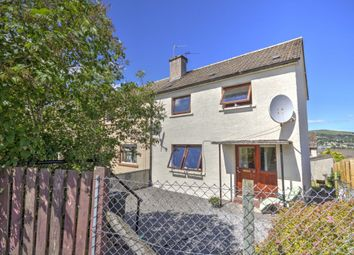 Thumbnail 2 bed end terrace house for sale in Macrae Crescent, Dingwall