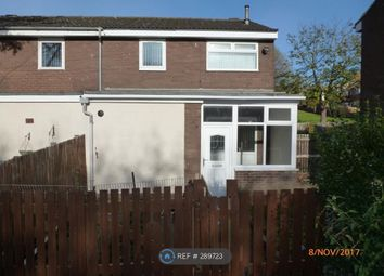 Thumbnail 3 bed semi-detached house to rent in Aln Grove, Newcastle Upon Tyne