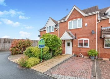 Thumbnail 3 bedroom terraced house for sale in Jubilee Close, Stoke Prior