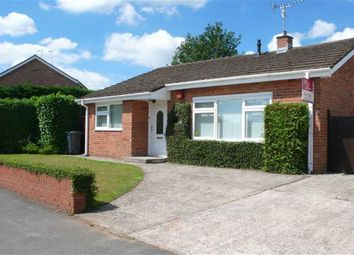 Thumbnail 2 bed detached bungalow for sale in Cardigan Road, Borras, Wrexham