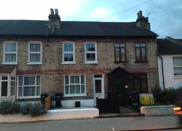 Thumbnail 2 bed terraced house to rent in Selsdon Road, Surrey