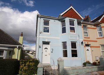 4 bed end terrace house for sale in Salcombe Road, Lipson, Plymouth PL4