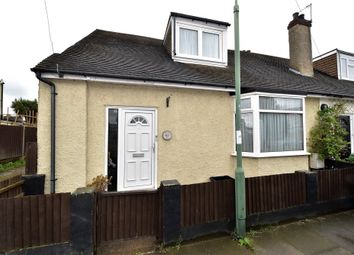 Thumbnail 2 bed semi-detached bungalow for sale in Bayly Road, Dartford