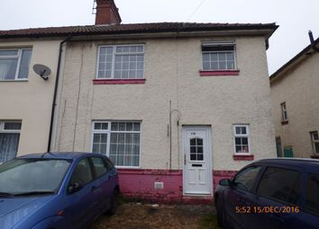 Thumbnail 3 bed semi-detached house for sale in Padholme Road, Peterborough
