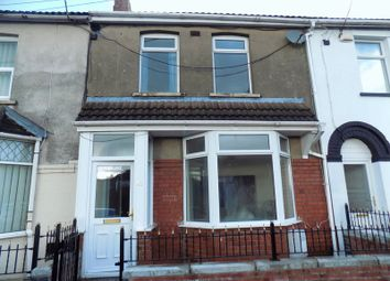 Thumbnail 3 bed terraced house to rent in Phillips Terrace, Senghenydd, Caerphilly