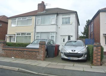 Thumbnail 3 bed semi-detached house to rent in Beldon Crescent, Liverpool
