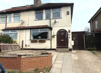 3 bed semi-detached house for sale in Fullingdale Road, Headlands, Northampton NN3