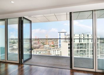 Thumbnail 3 bed flat to rent in Spectrum Way, London