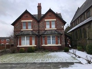 Thumbnail 6 bed shared accommodation to rent in St Marys Street, Warrington