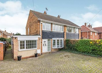 Thumbnail 3 bed semi-detached house to rent in Springcroft Drive, Doncaster
