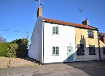 Thumbnail 2 bed cottage for sale in Castle Road, Wormegay, King's Lynn