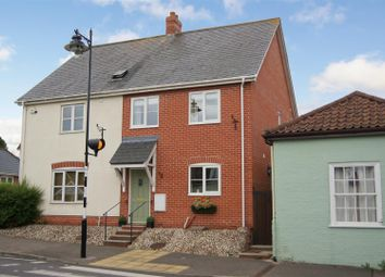 Thumbnail 3 bed semi-detached house for sale in High Street, Ixworth, Bury St. Edmunds