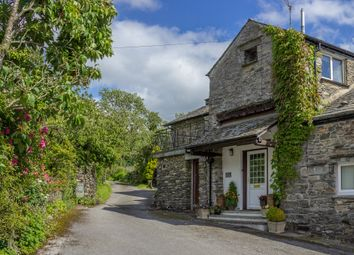 Thumbnail 4 bed barn conversion for sale in The Hayloft, Winster, Cumbria