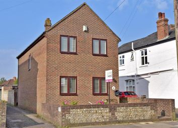 Thumbnail 3 bedroom detached house for sale in St. Pauls Road, Chichester, West Sussex