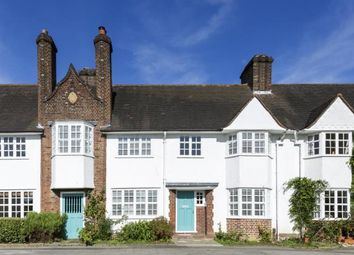 Thumbnail 4 bed terraced house for sale in Hampstead Way, London